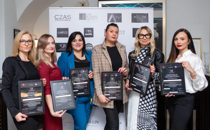 Inspirująco i z klasą. Wrześniowe spotkanie Europejskiego Klubu Kobiet Biznesu w Krakowie